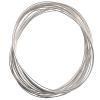Beadalon Memwire Bracelet 0.35oz Oval Plated Silver
